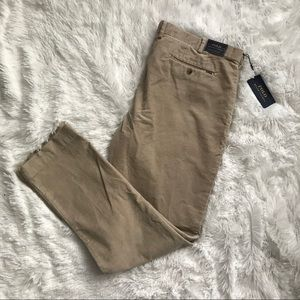 NWT Polo men's corduroy pants 40x32